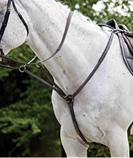 Horka Elastic Hunting Breastplate comes with detachable martingale ALL SIZES