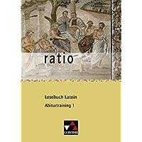 Sammlung ratio / Die Klassiker der lateinischen Schullektüre: Sammlung ratio / ratio Lesebuch Latein Abiturtraining 1: Die Klassiker der lateinischen Schullektüre