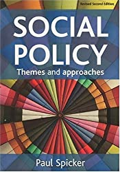 Social Policy: Themes and Approaches