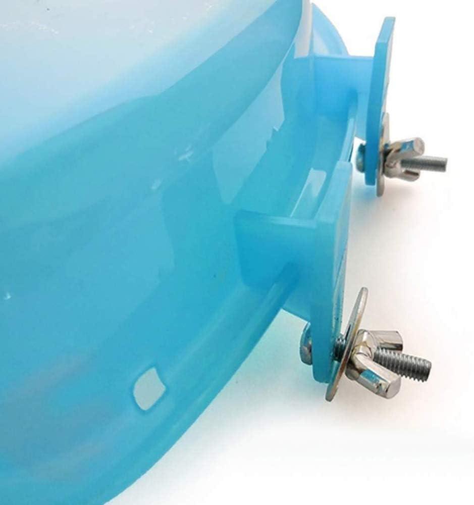 HPiano Caja de Ducha con Espejo y Espejo para Loros y p/ájaros