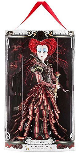 Disney Store Alice Through The Looking Glass Limited Edition Designer 17 Dolls - Alice & The Red Queen LE 4000 by - Store Glasses Designer