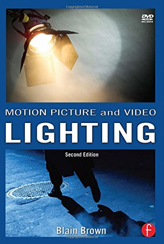 Pdf Arts Motion Picture and Video Lighting (Volume 3)