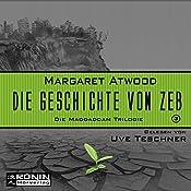 Die Geschichte von Zeb (MaddAddam 3) | Margaret Atwood