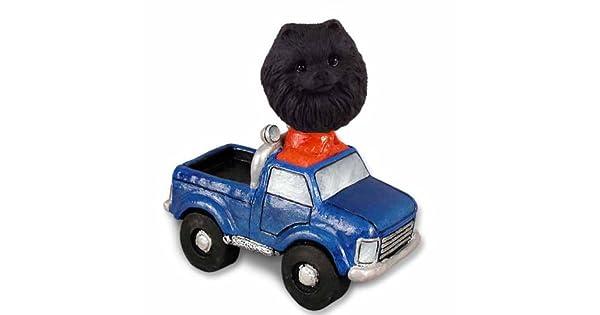 Amazon.com: Pomeranian - Figura decorativa, diseño de Doogie ...