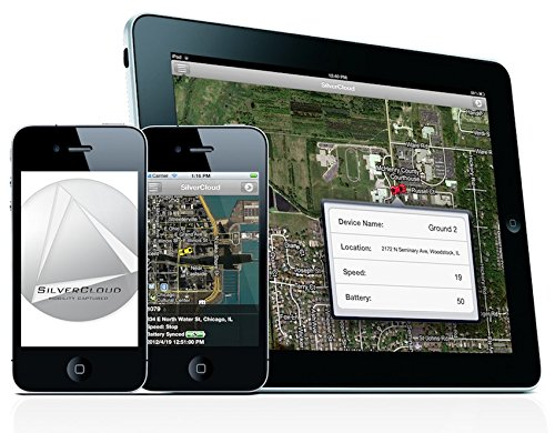 SilverCloud Silver Covert Realtime Tracker product image
