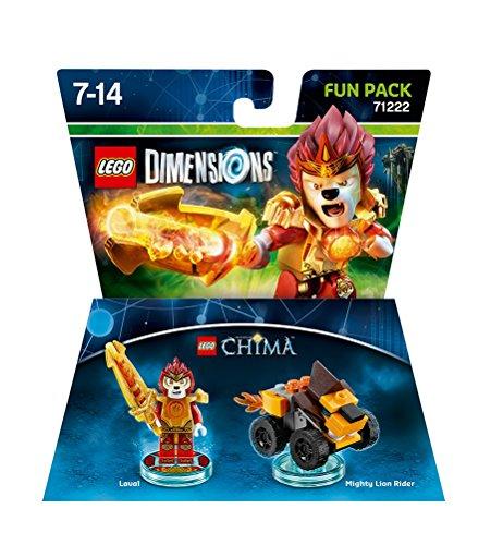 Lego Dimensions Chima Laval Fun Pack