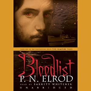 Bloodlist Audiobook