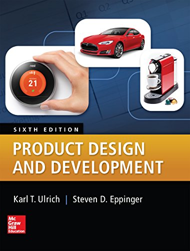 Product Design & Development (Irwin Marketing)