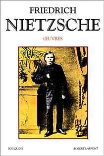 Oeuvres, tome 1 par Nietzsche