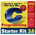 PROGRAMMING STARTER KIT 3.0 (Learn C and C++ The Easy Way) Deluxe Edition