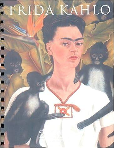 frida kahlo 2000 taschen diary