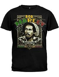 Bob Marley - Rastafari T-Shirt