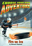 Fire on Ice, Edward Packard, 0553567497