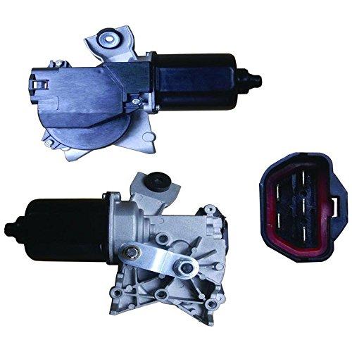 Motor de limpiaparabrisas con módulo de pulso para Honda Civic 1992-1995: Amazon.es: Coche y moto