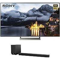 Sony XBR-55X900E 55-inch 4K HDR Ultra HD Smart LED TV (2017 Model) w/ Sony HT-ST5000 7.1.2ch 800W Dolby Atmos Sound Bar