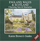 Karen Brown's England, Wales and Scotland, Karen Brown, 1928901662