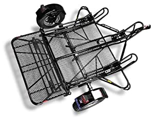 Kendon Trailers 3-Rail Combo Stand-Up Motorcycle Trailer DB507-4