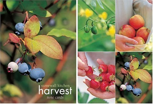 Stonewall Kitchen Harvest - Stonewall Kitchen Harvest Small Note Cards by Stott Jim King Jonathan Gunst Kathy (2006-02-07) Cards