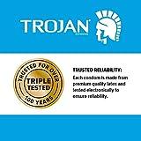 Trojan Condom Her Pleasure Sensations Lubricated