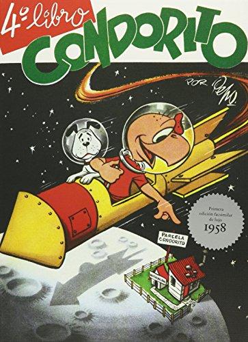Condorito 4o. libro (Spanish Edition) [Pepo] (Tapa Dura)