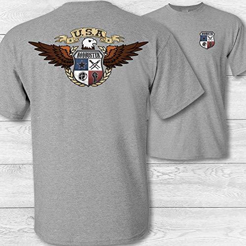 American Eagle Rodbuster Tee Shirt
