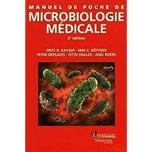 Manuel de Poche de Microbiologie Médicale 2e Éd.