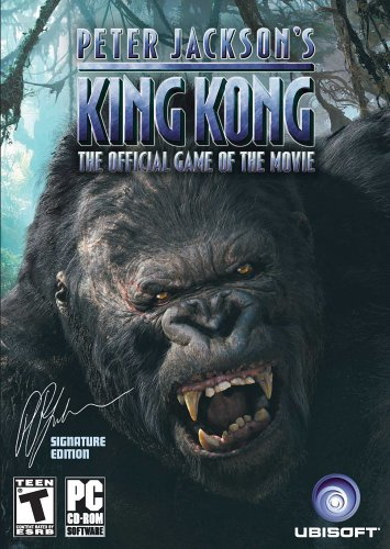 - Peter Jackson's King Kong: the Official Game of the Movie - PC