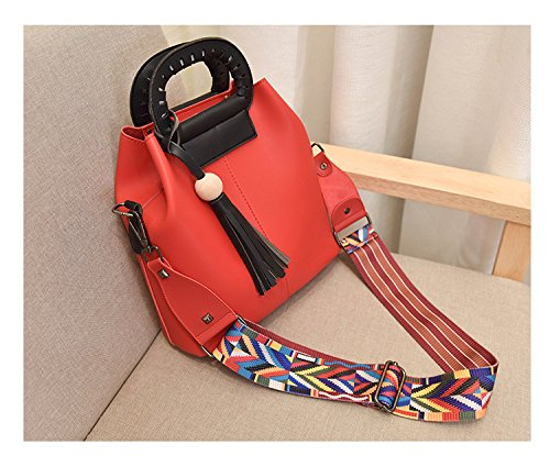 Crossbody Bags for Strap Floral Donalworld Strap Wide C Replacement wgZnqFa
