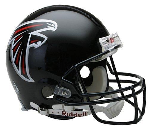 NFL Atlanta Falcons Full Size Proline VSR4 Football Helmet [並行輸入品]   B078HXK45W