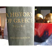 A History of Greece to 322 B.C. 2nd edition.