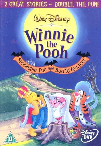 Winnie The Pooh - Spookable Fun & Boo to You, Too! DVD: Amazon.co ...