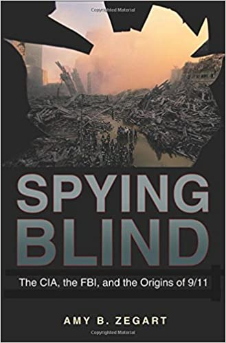 Spying Blind The Cia The Fbi And The Origins Of 911 Amy B