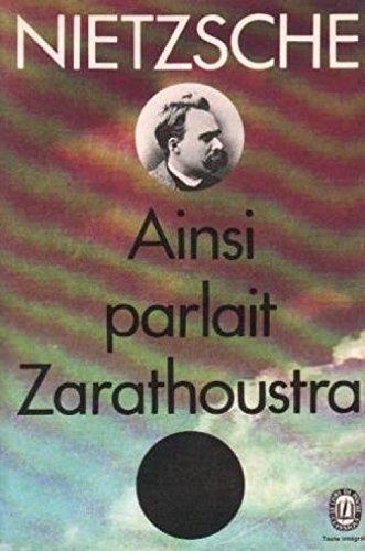 Ainsi Parlait Zarathoustra [Pdf/ePub] eBook