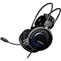 Audio-Technica AUD ATHADG1X Con micrófono Over-ear Negro
