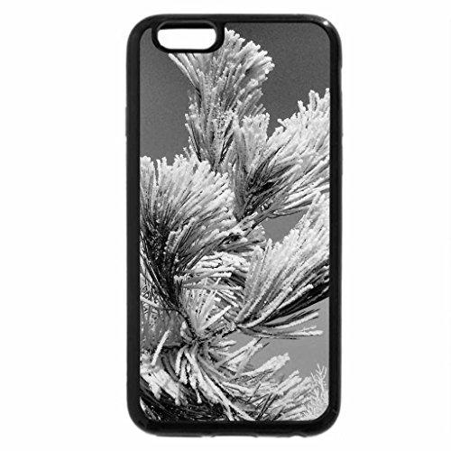 iPhone 6S Plus Case, iPhone 6 Plus Case (Black & White) - Winterland 01
