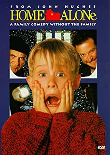 Book Cover: Home Alone