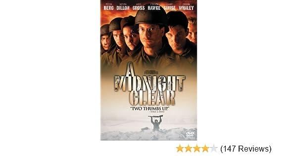 Amazon com: A Midnight Clear: Gary Sinise, Ethan Hawke, Peter Berg