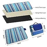 Ilin Picnic Blanket Waterproof Sandproof for