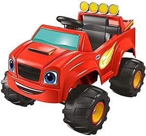 Power Wheels Nickelodeon Blaze & the Monster Machines, Monster Truck Ride-On