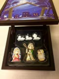 Precious Moments LED Lighted Music Box and LED