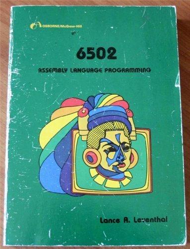 (6502 Assembly Language Programming)
