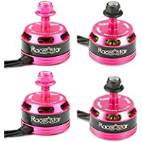 BangBang 4X Racerstar Racing Edition 2205 BR2205 2300KV 2-4S Brushless Motor Pink For 210 X220 250 280