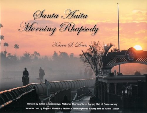 Santa Anita Morning Rhapsody (Highland Santa)