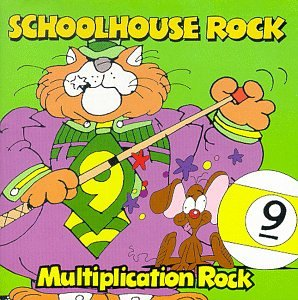 Schoolhouse Rock: Multiplication Rock by Rhino