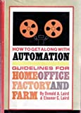 img - for How to get along with automation book / textbook / text book