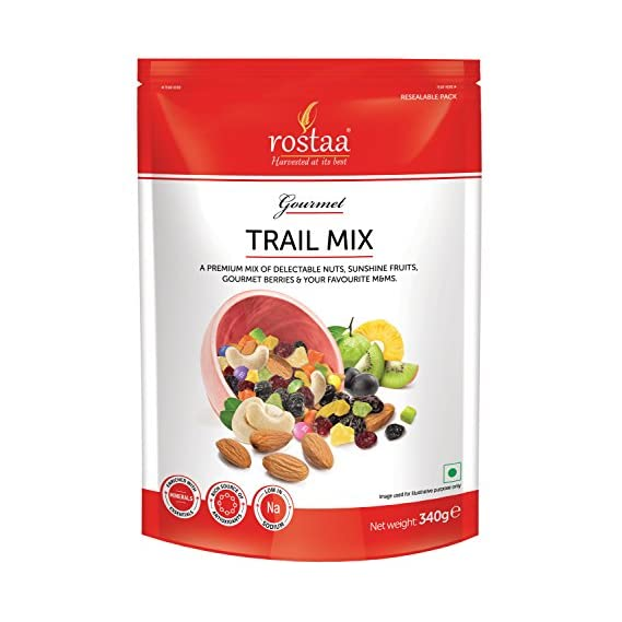 Rostaa Trail Mix, 340g