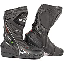 Richa Tracer EVO Sports Waterproof CE Motorcycle Track Boots Black 45