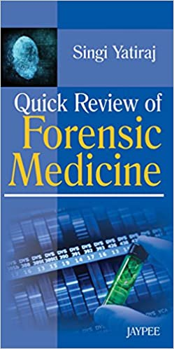 Buy Quick Review of Forensic Medicine Book Online at Low