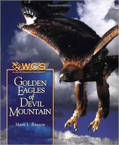 Golden Eagles of Devil Mountain (Wildlife Conservation