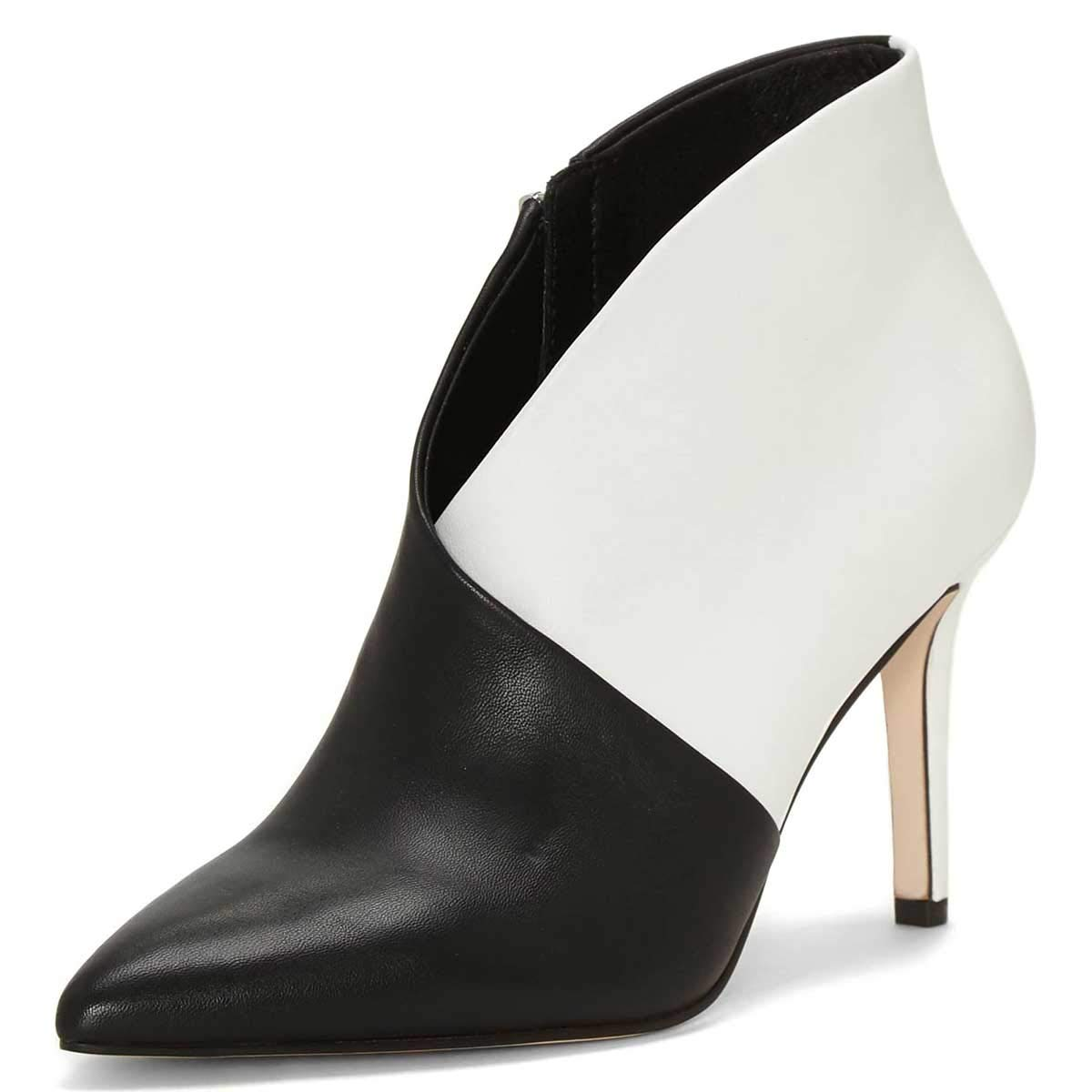 02510580b1c Amazon.com | XYD Women Closed Pointy Toe Ankle Boots Stiletto High ...